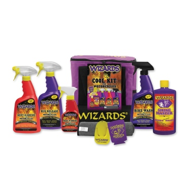 Wizards Cool Kit