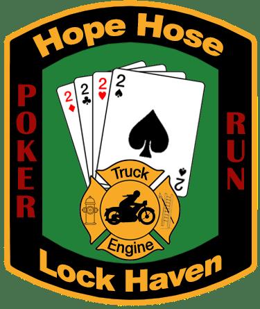 Hope Hose Poker Run Patch (digitized)